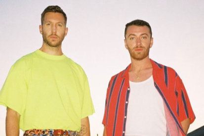 Sam Smith & Calvin Harris Team Up For