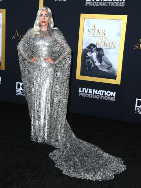 Lady Gaga Premiere