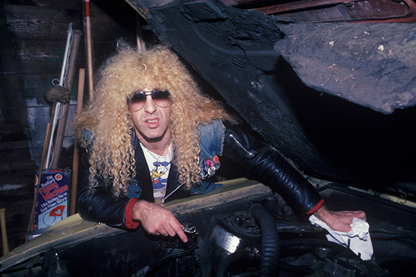 Dee Snider Knows a Thing or Two About Glam