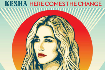 Kesha Drops Powerful New Single