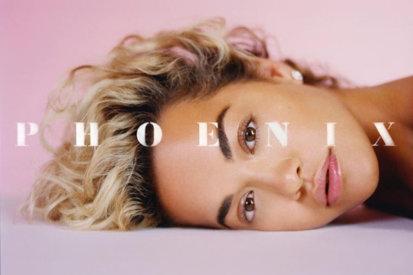 Finally! Rita Ora Announces Sophomore LP, 'Phoenix'