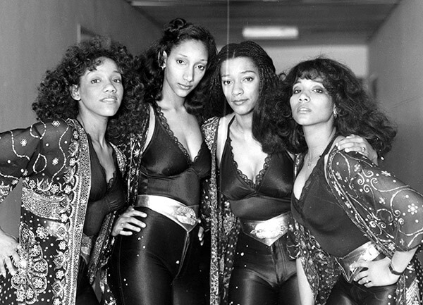 Sister Sledge Wasn't Playing Games