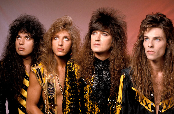 Stryper Oozed '80s Appeal