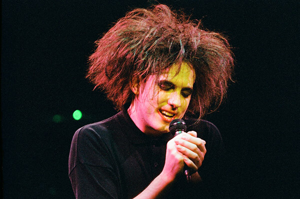 Robert Smith Was a Goth Poster Child of the '80s