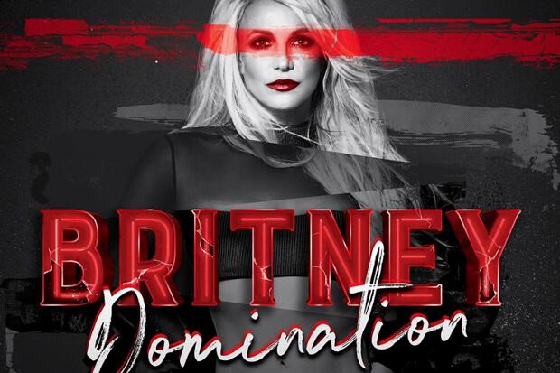 Britney Spears Domination Vegas