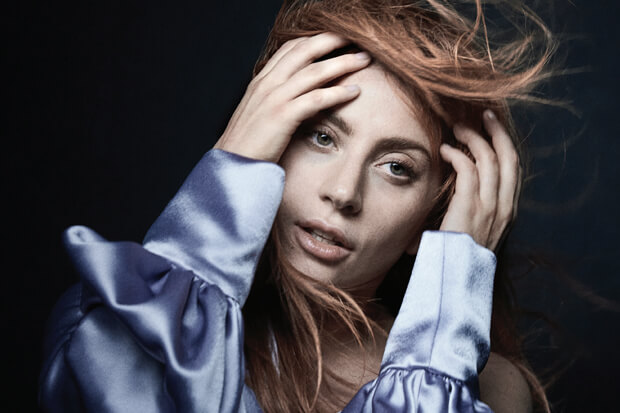 Lady Gaga I'll Never Love Again Video