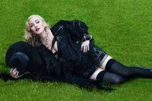Madonna & Cardi B Hop On Quavo's