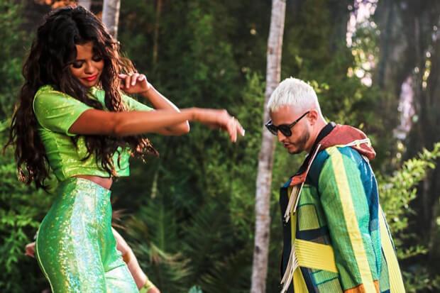 Selena Gomez DJ Snake Cardi B Ozuna Taki Taki Video