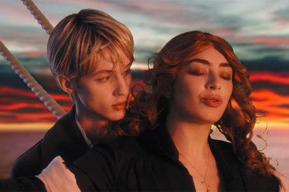 Charli XCX & Troye Sivan's Epic