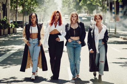 Little Mix Reveals Three Different Versions Of 'LM5'