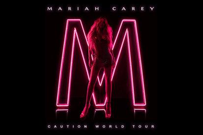 Mariah Carey Announces 'Caution World Tour' Dates