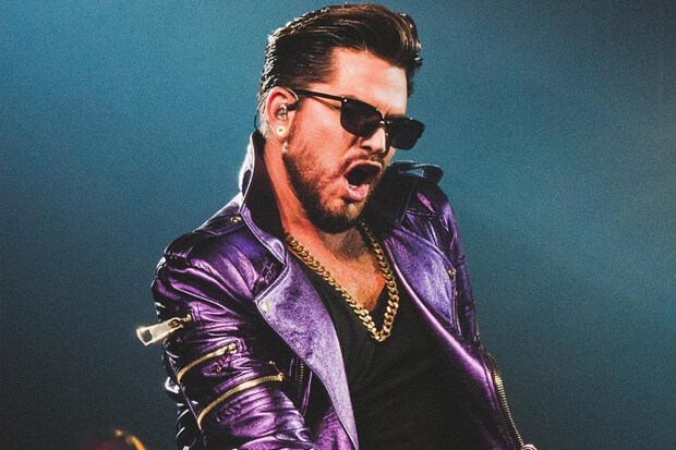 Adam Lambert Teams Up With Queen For 'The Rhapsody Tour'