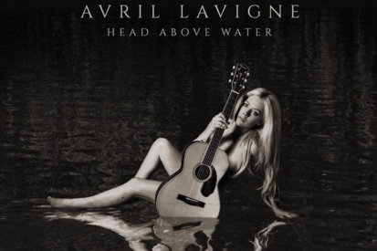 Avril Reveals The Cover & Tracklist Of 'Head Above Water'
