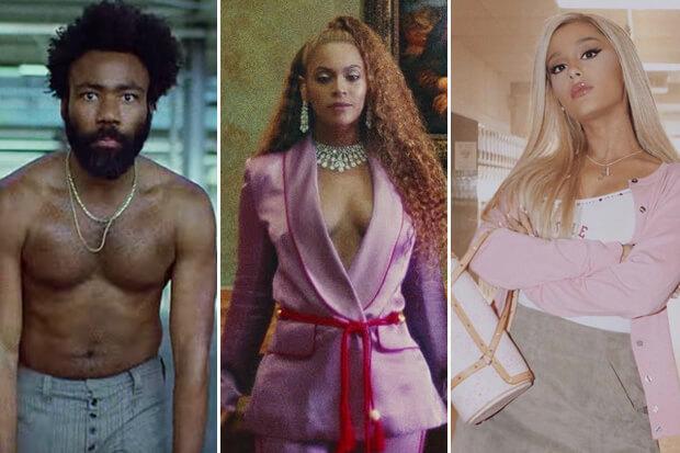 Best Music Videos 2018