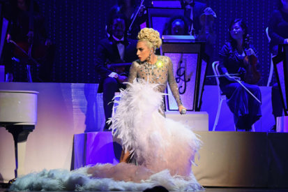 Lady Gaga Launches 'Jazz & Piano' Vegas Residency