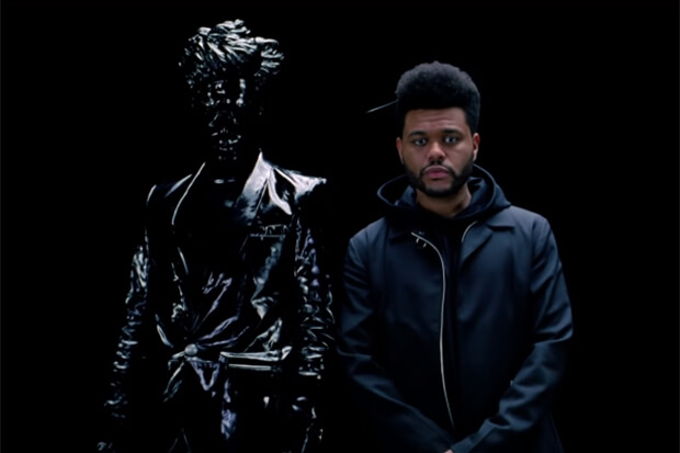 "Gesaffelstein & The Weeknd's Arty ""Lost In The Fire"" Video"