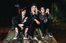 YUNGBLUD Taps Halsey & Travis Barker For
