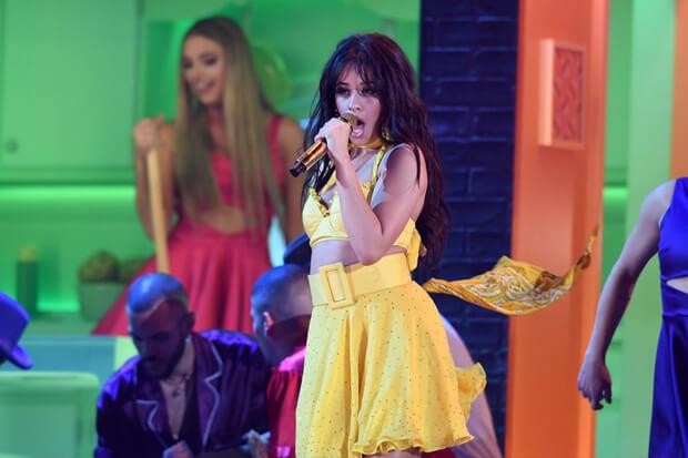 Camila Cabello 2019 Grammy Awards