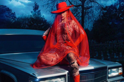 She's Back! Iggy Azalea Comes For Blood On