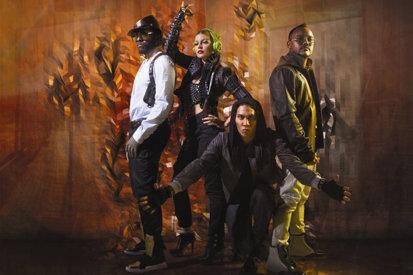 Black Eyed Peas'