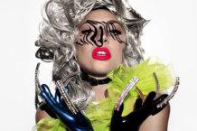 Lady Gaga Is Hard At Work On 'LG6'
