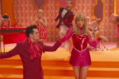 Taylor Swift & Brendon Urie's