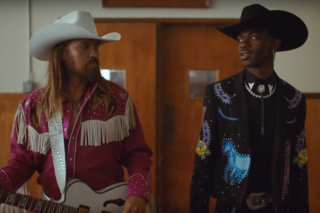 Lil Nas X Billy Ray Cyrus