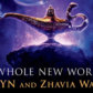 ZAYN & Zhavia's 'A Whole New World'