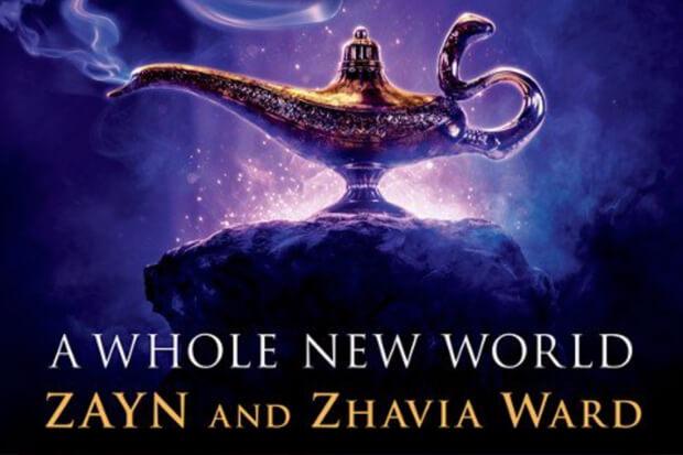 ZAYN Zhavia Aladdin