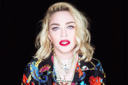 Madonna & Swae Lee Unveil Sleek