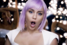 Ashley O. Is Here! Miley Cyrus Drops A Video For