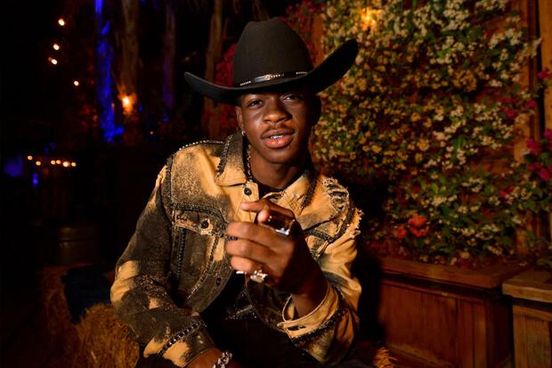 Lil Nas X Ties Mariah Carey's Record On The Billboard Hot 100