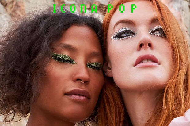 "Icona Pop Throws It Back To The '90s On ""Next Mistake"""