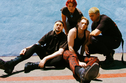 5 Seconds Of Summer's Hot Streak Continues With