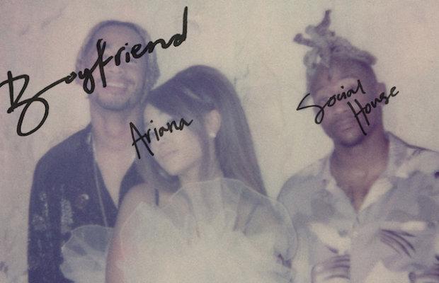 Ariana Grande Social House