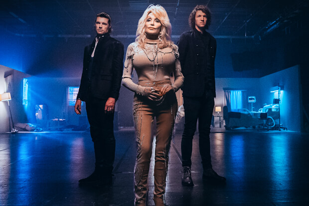 """Dolly Parton Joins For KING & COUNTRY On """"God Only Knows"""""""