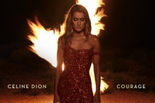 Céline Dion Reveals The Cover Of 'Courage'