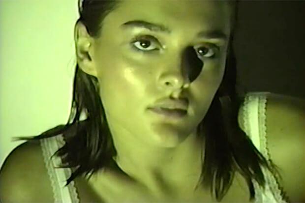 "Charlotte Lawrence Rolls Out Dark & Dangerous ""Navy Blue"""
