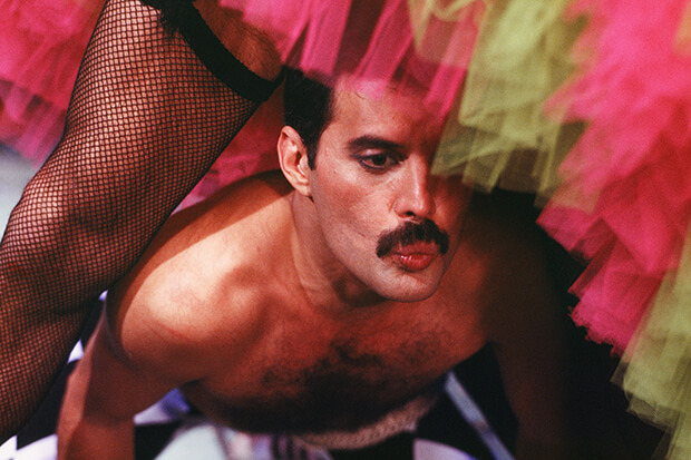 "Freddie Mercury's ""Love Kills"" Gets A New Lyric Video"