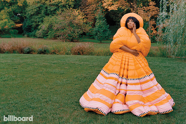 Lizzo Poses For 'Billboard,' Talks Breaking The Mold