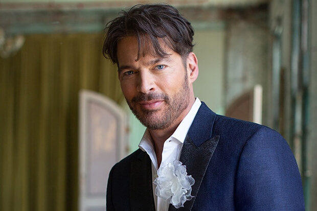 "Harry Connick, Jr. Returns With ""Mind If I Make Love To You"""