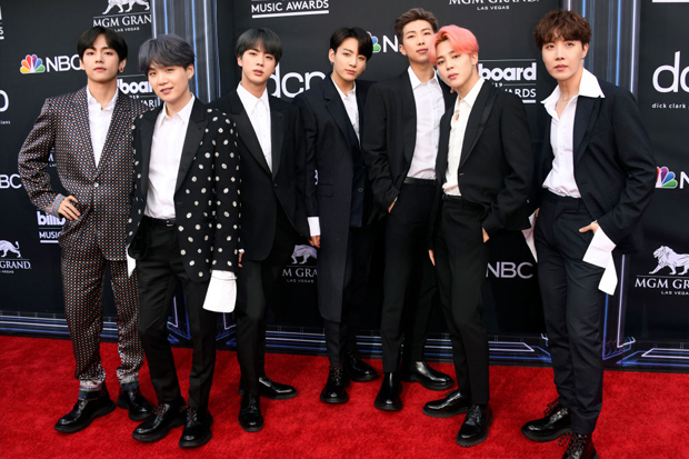 BTS Post Malone New Year's Rockin' Eve