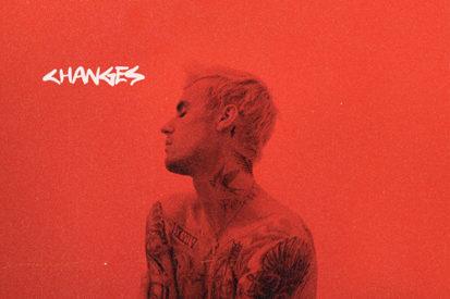 Justin Bieber Returns With New Album 'Changes'