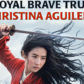 Christina's 'Mulan' Ballad