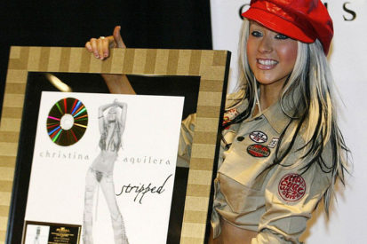 'Stripped' Revisited: Christina Aguilera's Dirrtiest Era