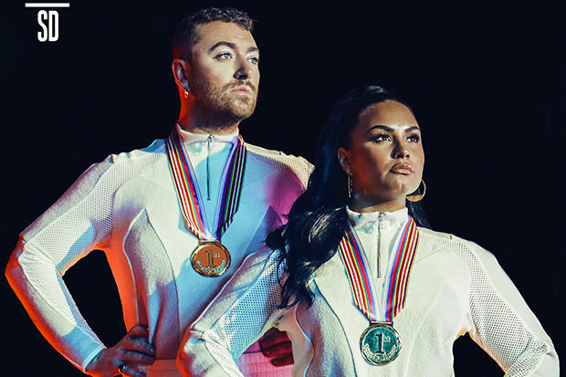 Watch Sam Smith and Demi Lovato's Video for New Song
