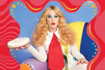 Katy Perry Rolls Out Feel-Good Bop