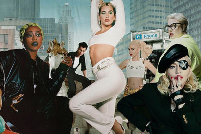 Dua Lipa Announces 'Future Nostalgia' Remix Album
