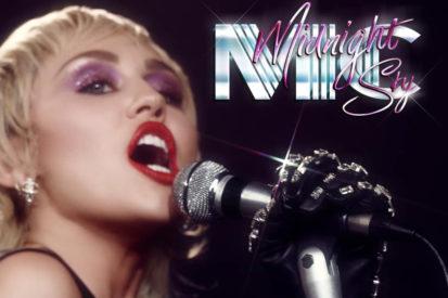 Miley Cyrus Announces New Single 'Midnight Sky'