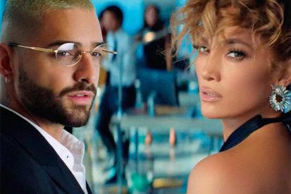 Jennifer Lopez & Maluma's Sizzling